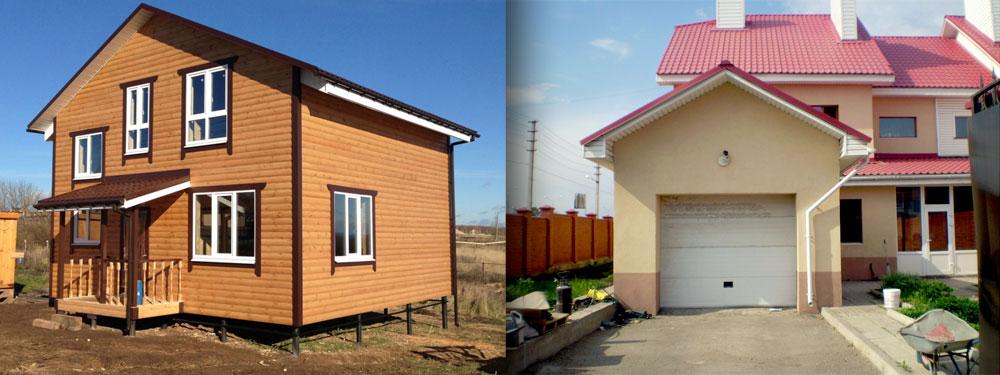 Строительная компания «Южный Ветер» в Крыму. Услуги.