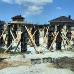 Монолитно-каркасный дом на Балке Бермана. Этапы работ